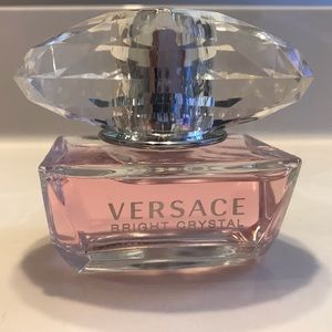 Versace bright crystal e d t
